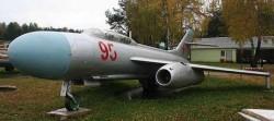 Опытный перехватчик Як-25К