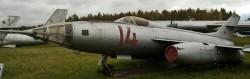 Опытный истребитель-перехватчик Як-27 / Як-121