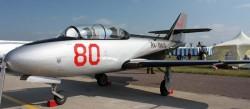 Опытный истребитель Як-30