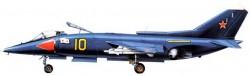 Палубный штурмовик Як-36М / Як-38