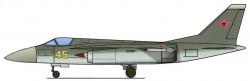 Опытный истребитель Як-45И