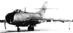 Опытный истребитель Як-50