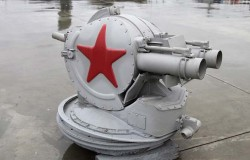 140-мм корабельная пусковая установка ЗИФ-121 (КЛ-102)