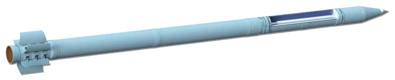 Реактивные снаряды 9М55С и 9М529 для РСЗО 9К58 «Смерч»