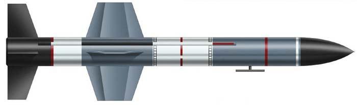 Противокорабельная крылатая ракета Gabriel