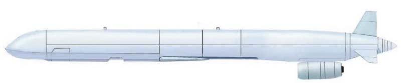 Стратегическая крылатая ракета Х-102