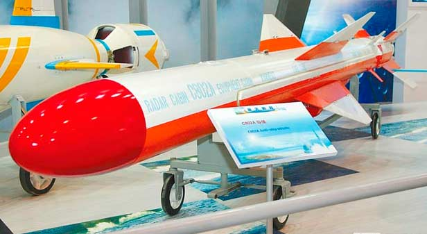 Противокорабельная ракета C-802 / YJ-82 (Yingji-82)