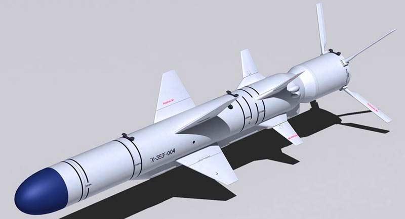 Противокорабельная ракета 3М24 Х-35