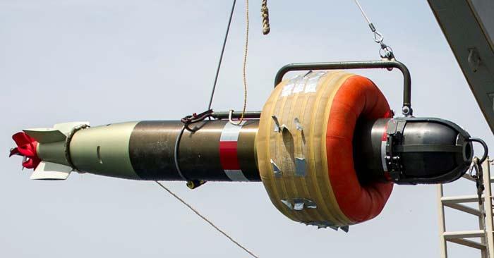 Противолодочная торпеда Mk.54