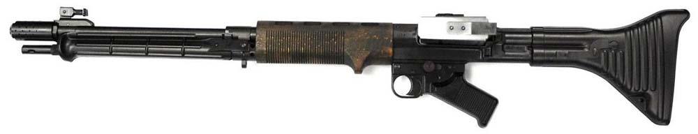 Автоматическая винтовка fg 42 германия