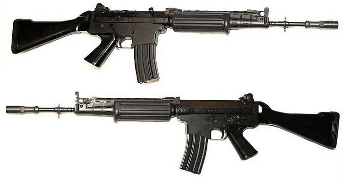 Автомат FN FNC 1979г (Бельгия) - Штурмовые винтовки - Форум