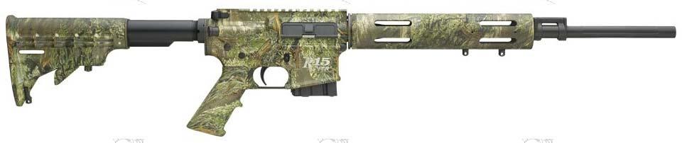 Полуатоматическая винтовка Remington R-15 VTR