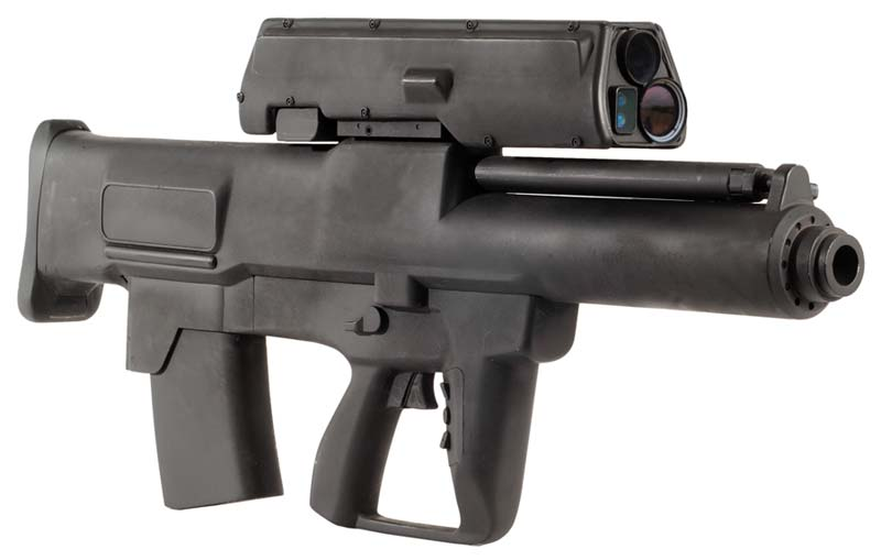 Полуавтоматический гранатомёт Alliant Techsystems XM25 ISAAS