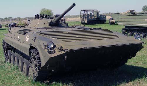 Русские танки №91 - БМП-1