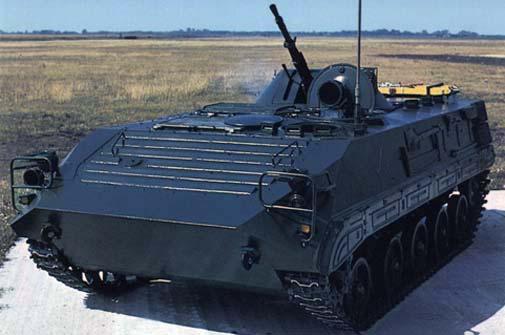 ქვეითთა საბტძოლო მანქანა  MLVM (რუმინეთი)