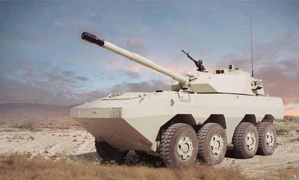 Колёсная самоходная артиллерийская установка Norinco ST1