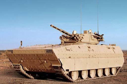Боевая машина пехоты Norinco VN12