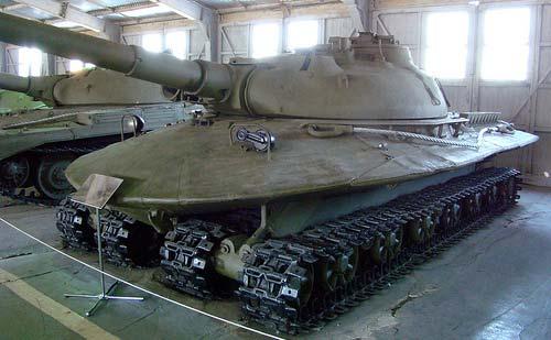 Опытный тяжелый танк «Объект 279»