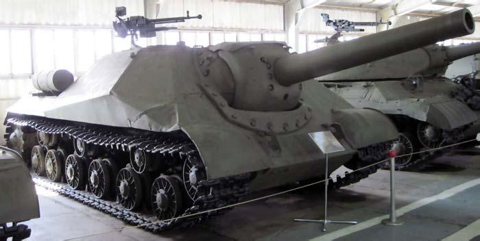 Опытная САУ ИСУ-152 (Объект 704) (СССР)