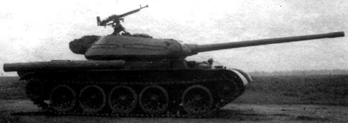 Опытный танк Т-54 обр. 1946 г.