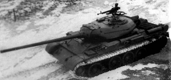 Танк Т-54 (четвертый опытный