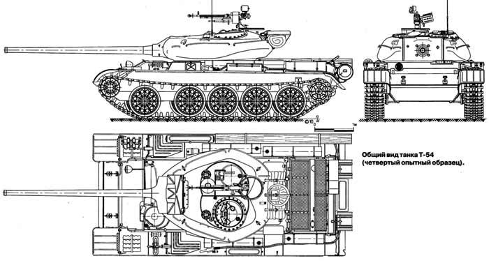 Для снижения массы танка