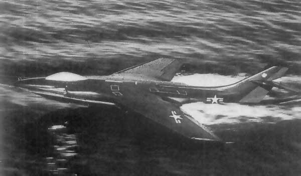 Опытный самолёт Convair Skate