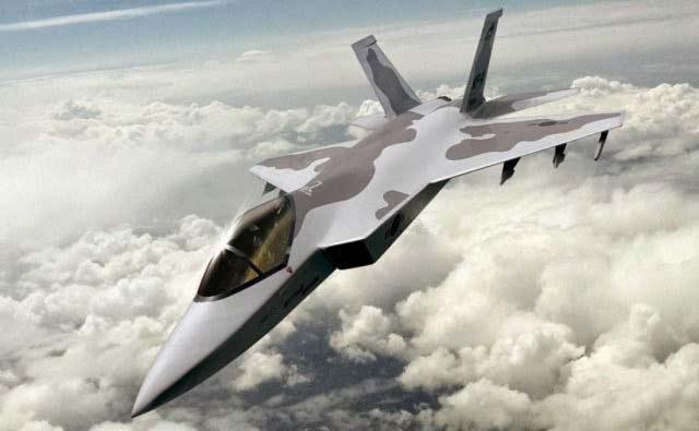 Перспективный истребитель KAI KF-X