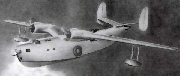 Проект самолета-амфибии Бе-10 (1948 года)