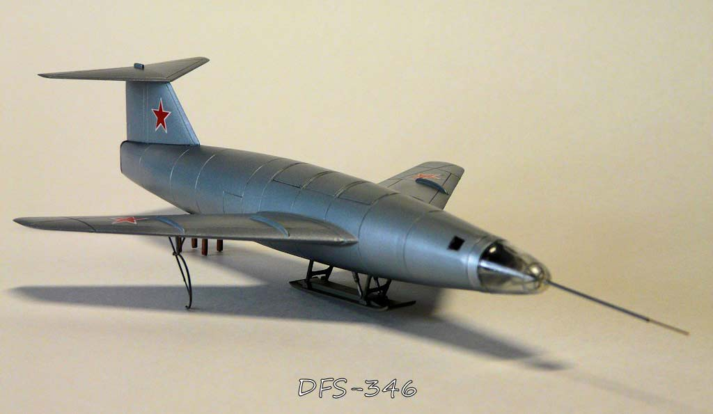 Экспериментальный самолет ОКБ-2 «346»