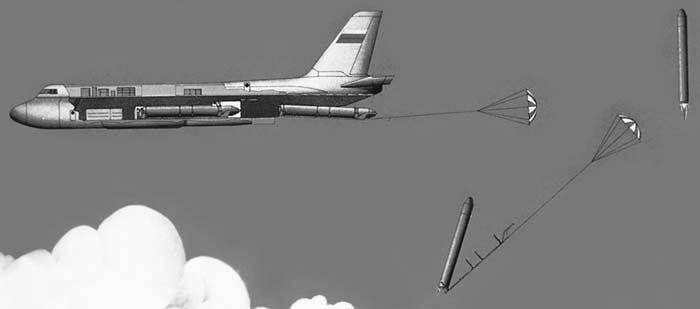 Проект авиационного ракетного комплекса «МАРК»