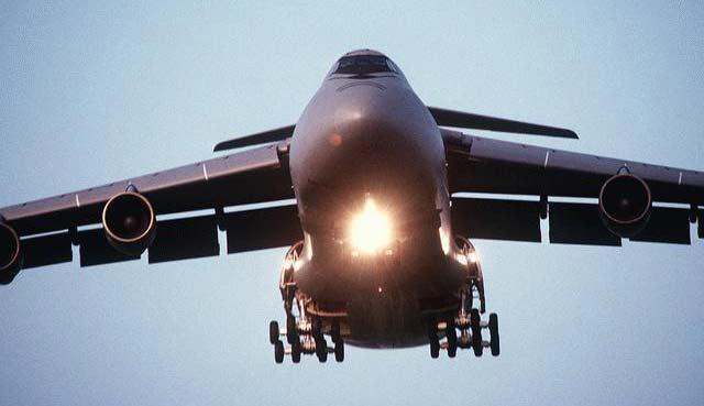 Проект размещения МБР MX на самолетах «Big Bird» и C-5A