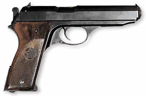 Экспериментальный автоматический пистолет Калашникова