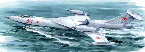 Проект сверхзвукового дальнего бомбардировщика-разведчика 1957 год