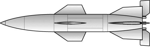 Проект баллистической ракеты Р-101