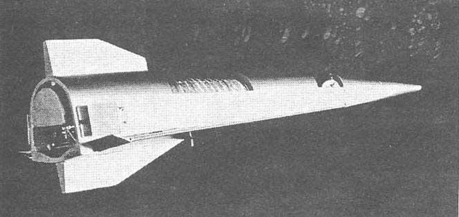 Проект боевого комплекса ДП самолет «130» и «136» (Ту-130 «Звезда»)