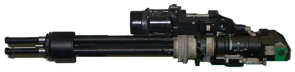 Пулемет выполнен по схеме