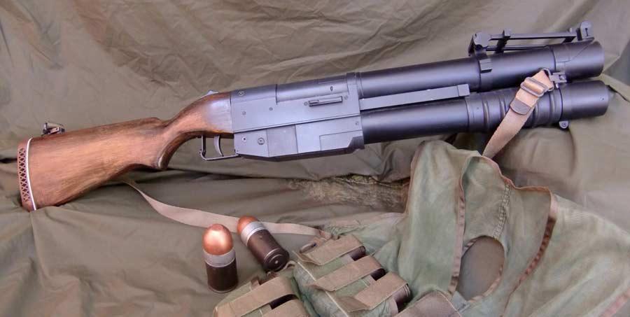 Ручной гранатомет EX-41 China Lake