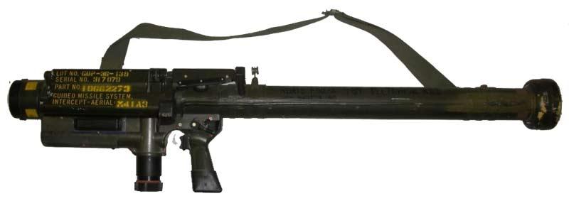 Переносной зенитный комплекс FIM-43A «Redeye»
