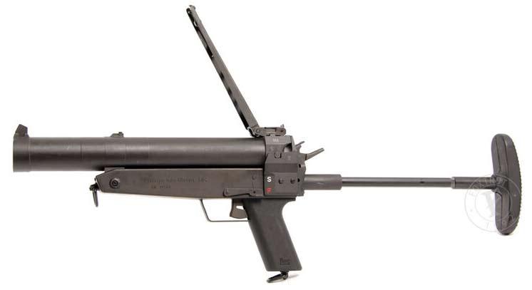 Ручной гранатомёт Heckler & Koch HK69