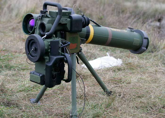 Противотанковый ракетный комплекс Spike-LR