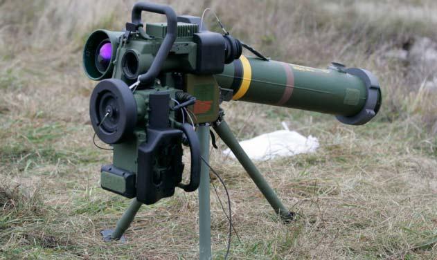 Противотанковый ракетный комплекс Spike-LR II