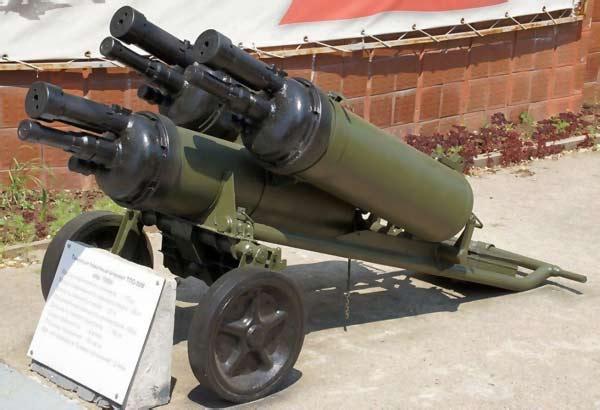 Тяжелый пехотный огнемет ТПО-50