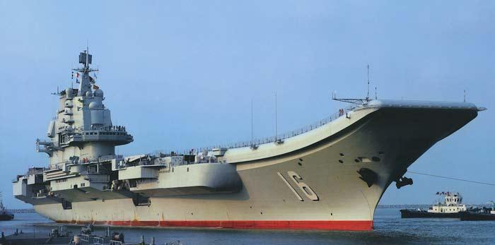 Авианосец Type 001 «Liaoning»