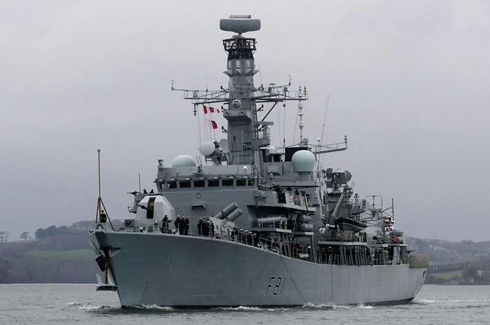 Фрегаты типа Type 23 «Norfolk»