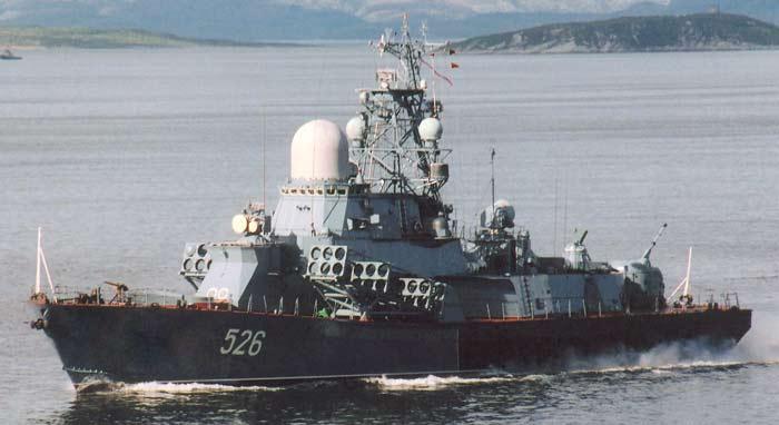 Малые ракетные корабли проекта 1234.7 «Накат»