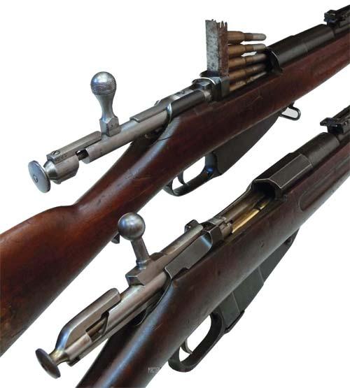 винтовка Мосина образца