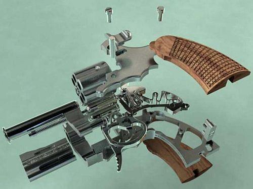 Говоря о компактном оружии,