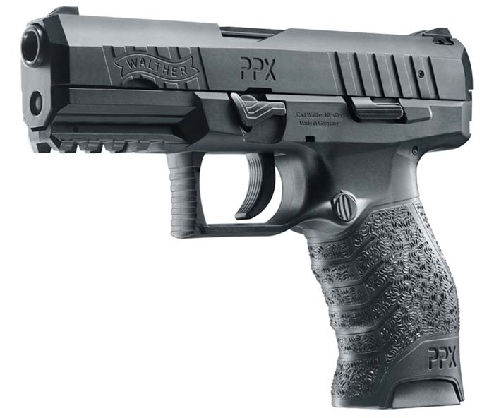 Внешне Walther PPX очень схож