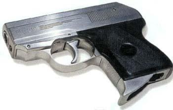 Отмеченные качества пистолета